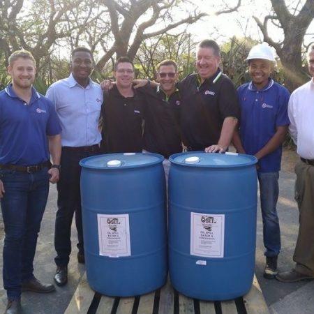LE South Africa Pty Ltd OSE II Distributor Team