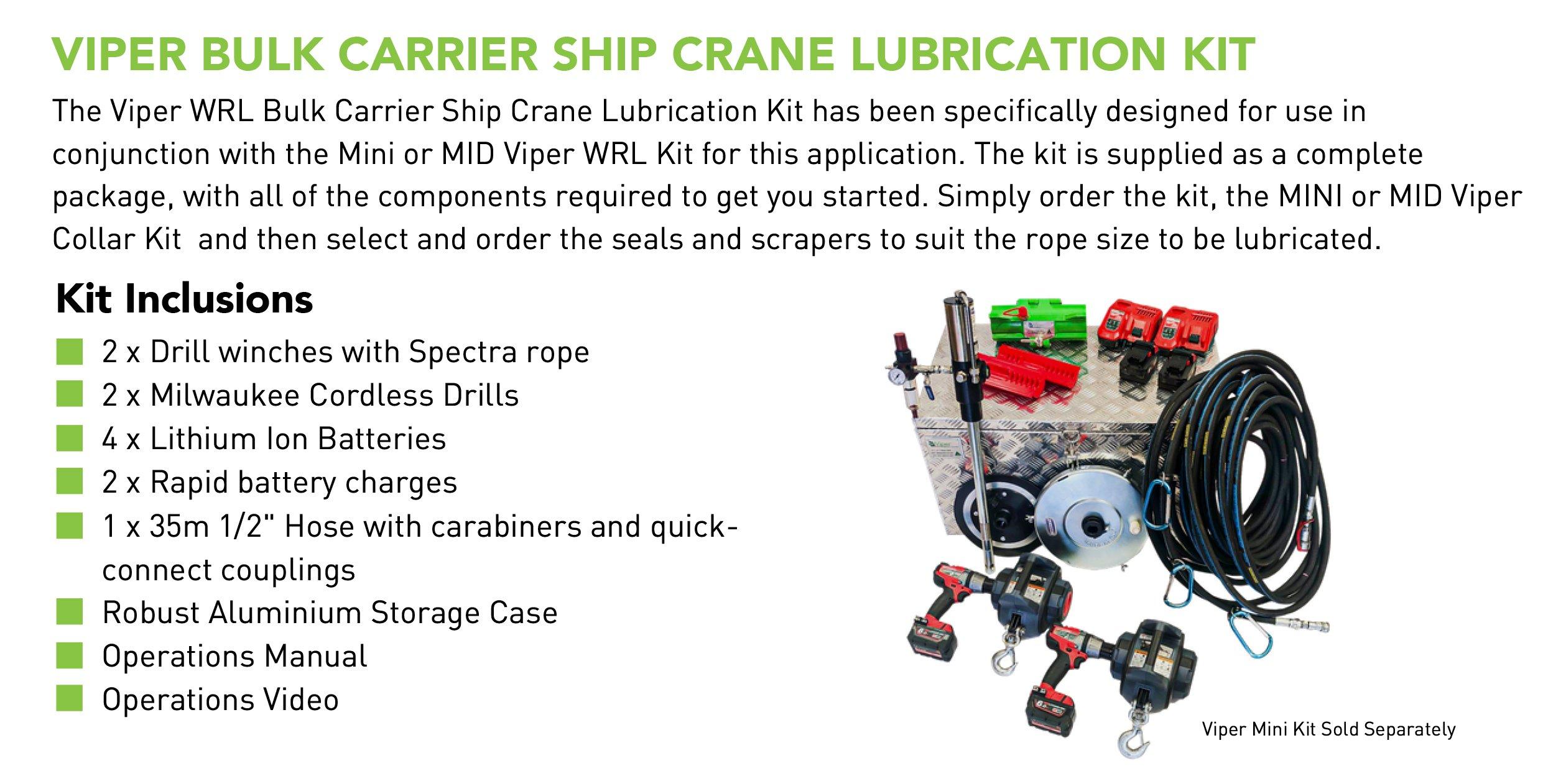 Viper Bulk Carrier Application